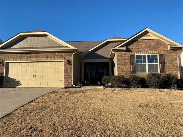303 Woodhall Lane, Piedmont, SC 29673 (MLS #20235918) :: Les Walden Real Estate