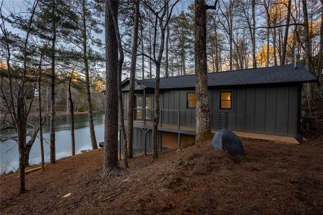 160 Lake Drive, Mountain  Rest, SC 29664 (#20236001) :: Expert Real Estate Team