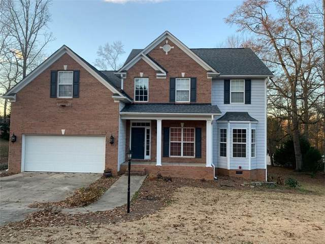 147 Red Maple Circle, Easley, SC 29642 (MLS #20236007) :: The Powell Group