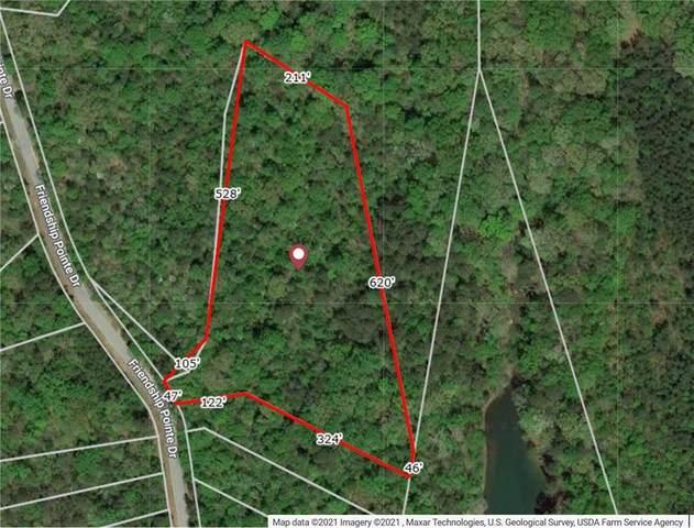 Lot 16 Friendship Pointe Drive, Seneca, SC 29678 (#20236015) :: DeYoung & Company