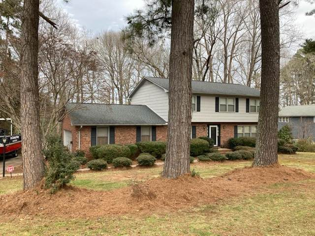 1201 Stonehurst Drive, Anderson, SC 29621 (#20236018) :: Expert Real Estate Team