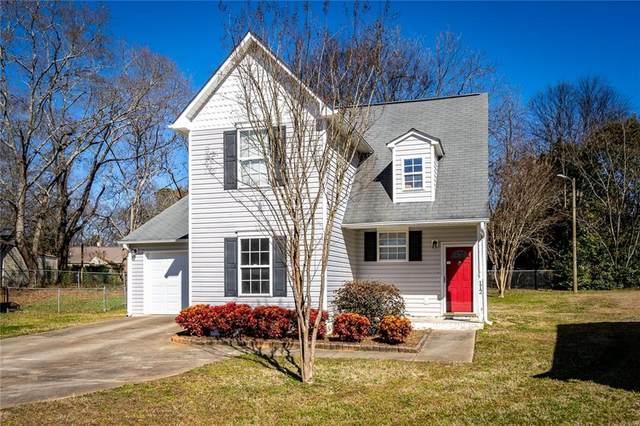 112 Rudolph Court, Anderson, SC 29625 (MLS #20236079) :: Les Walden Real Estate