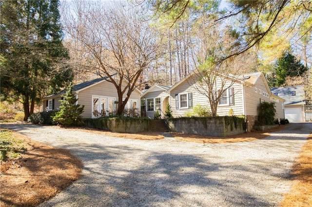 315 Hillandale Road, Seneca, SC 29672 (#20236081) :: Expert Real Estate Team