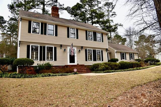 104 Greenbriar Road, Anderson, SC 29621 (MLS #20236122) :: The Powell Group