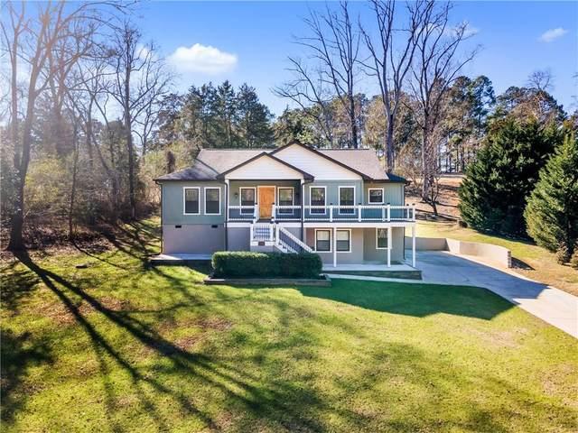 736 Three Wood Lane, Woodruff, SC 29388 (MLS #20236127) :: Tri-County Properties at KW Lake Region