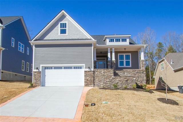 610 W Winding Slope Drive, Piedmont, SC 29673 (MLS #20236145) :: The Powell Group