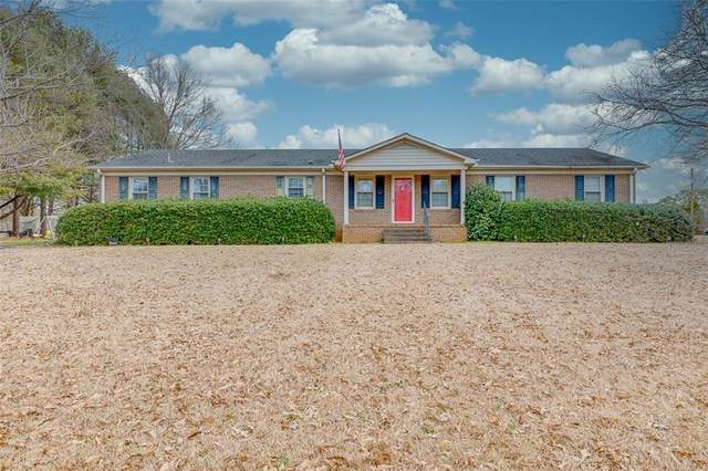 3702 River Road, Piedmont, SC 29673 (MLS #20236152) :: Tri-County Properties at KW Lake Region