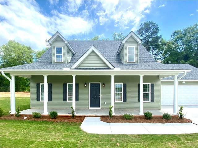 102 West Chestnut Court, Central, SC 29630 (MLS #20236220) :: Les Walden Real Estate