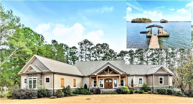 514 Broyles Point Road, Townville, SC 29689 (MLS #20236223) :: The Powell Group