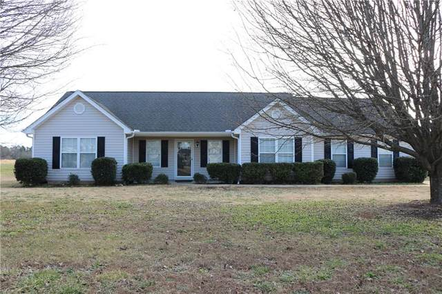 119 Mcclain Lake Drive, Anderson, SC 29625 (MLS #20236229) :: The Powell Group