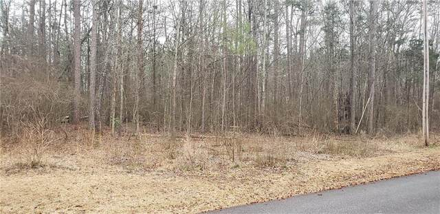Lot 24 Fort Hill Drive, Seneca, SC 29678 (MLS #20236236) :: Les Walden Real Estate