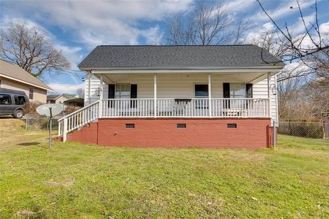 205 S 8th Street, Easley, SC 29640 (MLS #20236239) :: Les Walden Real Estate