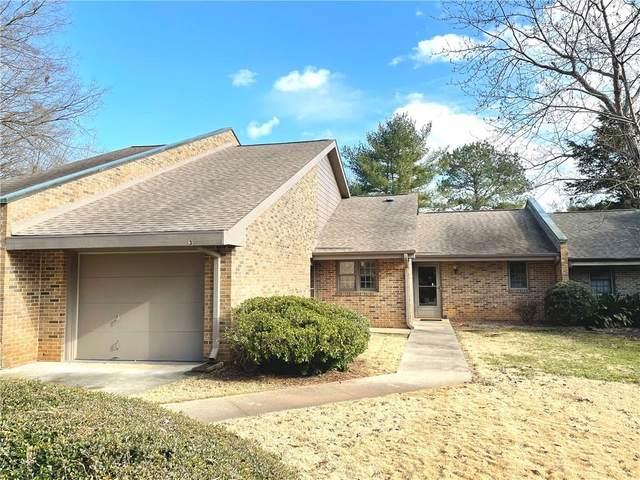 3 Little Lane, Clemson, SC 29631 (#20236244) :: Expert Real Estate Team