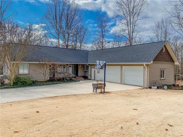 108 Hazelwood Way, Walhalla, SC 29691 (MLS #20236256) :: Les Walden Real Estate