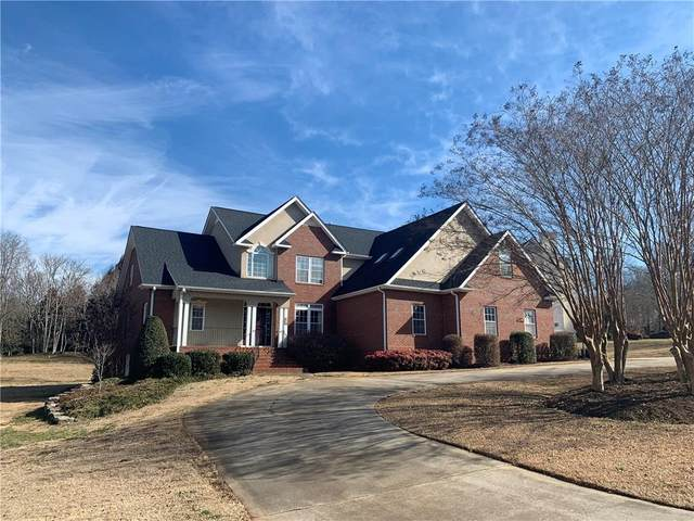 501 Oakmont Drive, Anderson, SC 29621 (MLS #20236257) :: The Powell Group