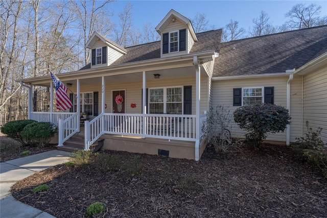 220 Boggs Road, Belton, SC 29627 (MLS #20236286) :: Les Walden Real Estate