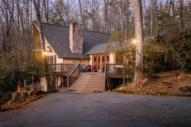 110 Wren Road, Mountain  Rest, SC 29664 (MLS #20236290) :: Lake Life Realty