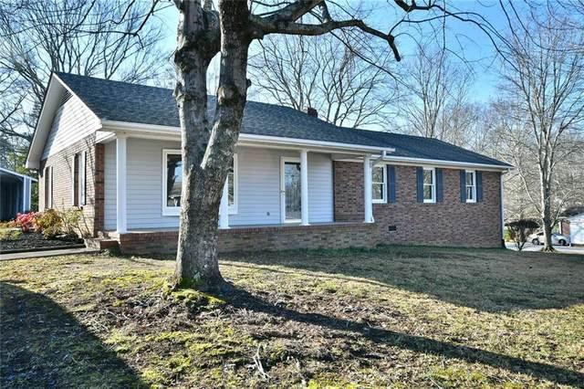 306 Oakfield Avenue, Easley, SC 29640 (MLS #20236294) :: Tri-County Properties at KW Lake Region