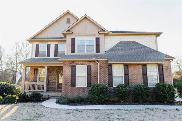 208 Vining Crossing, Belton, SC 29627 (MLS #20236302) :: The Powell Group