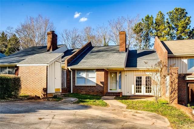 3 Woodbridge Circle, Anderson, SC 29621 (#20236328) :: Expert Real Estate Team
