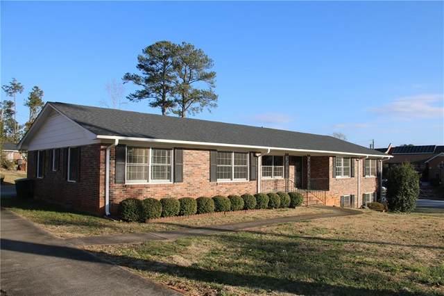 515 Ploma Drive, Seneca, SC 29678 (#20236333) :: Expert Real Estate Team