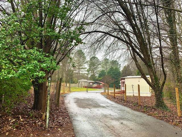 104 Ross Road, Liberty, SC 29657 (MLS #20236342) :: The Powell Group