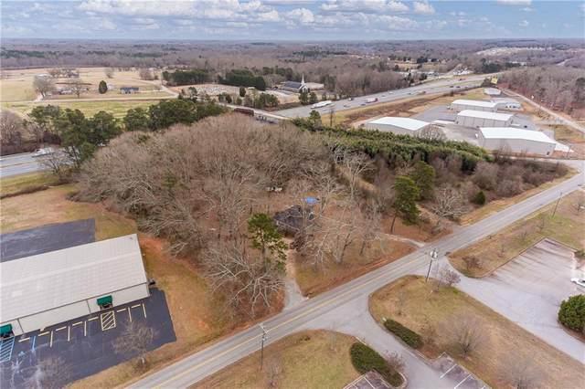 121 Hurricane Creek Road, Piedmont, SC 29673 (MLS #20236370) :: Les Walden Real Estate
