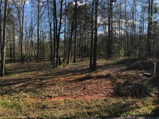 lot 19 Twin View Drive, Westminster, SC 29693 (#20236397) :: Modern