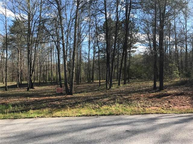 lot 33 Twin View Drive, Westminster, SC 29693 (#20236400) :: Modern