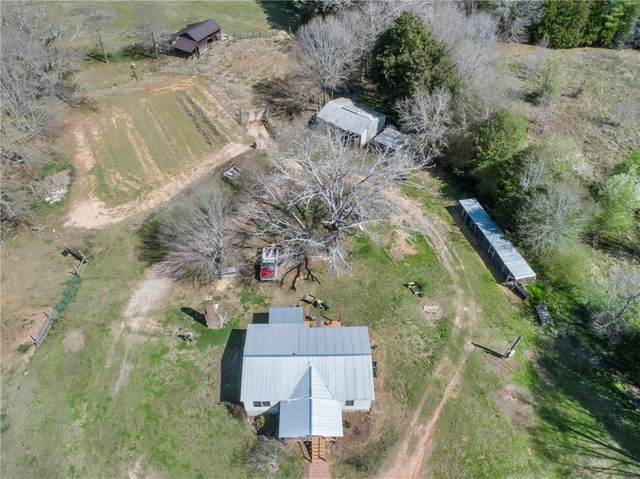 1201 Wilton E Hall Road, Starr, SC 29684 (MLS #20236409) :: The Powell Group