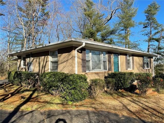 2008 Corinth Drive, Seneca, SC 29672 (MLS #20236435) :: Les Walden Real Estate