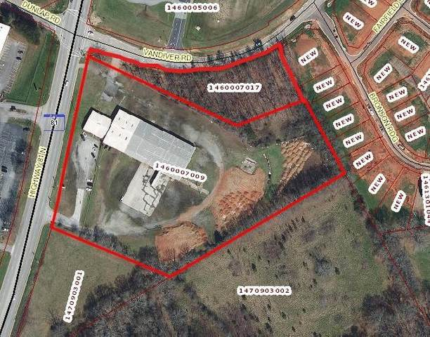 2424 81 Highway, Anderson, SC 29621 (MLS #20236436) :: The Powell Group