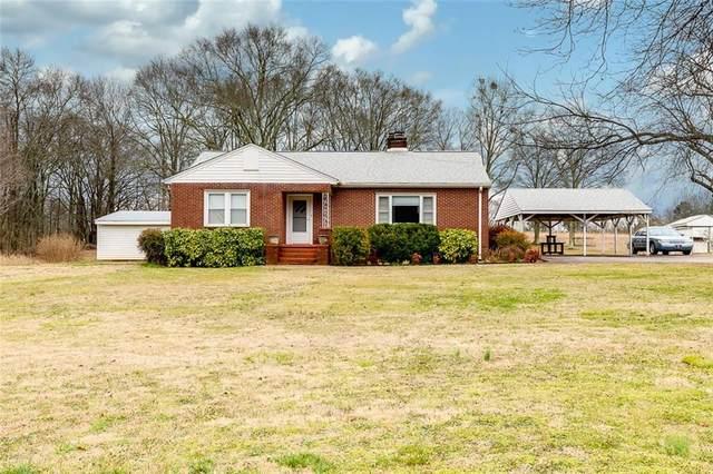 322 Hwy 252, Belton, SC 29627 (MLS #20236450) :: Les Walden Real Estate