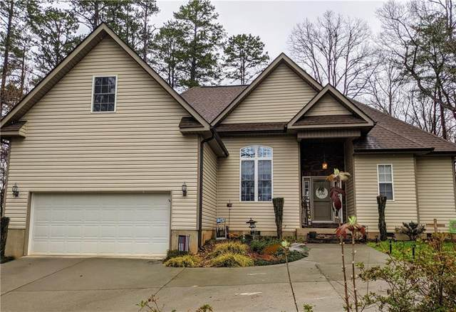 405 Maple Avenue, Seneca, SC 29678 (MLS #20236485) :: Les Walden Real Estate