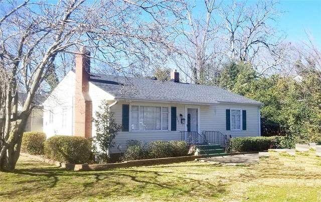 2601 Whitehall Avenue, Anderson, SC 29621 (MLS #20236487) :: The Powell Group