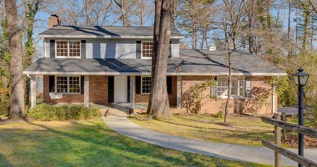 109 Lakeview Circle, Clemson, SC 29631 (MLS #20236495) :: Lake Life Realty