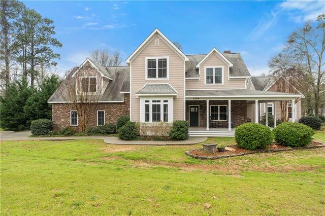 1504 Double Springs Road, Townville, SC 29689 (MLS #20236506) :: Les Walden Real Estate