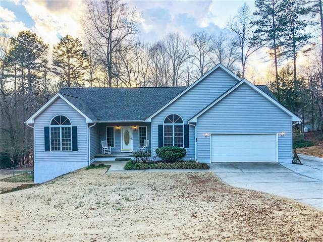 438 Dickard Road, Seneca, SC 29672 (MLS #20236517) :: Tri-County Properties at KW Lake Region