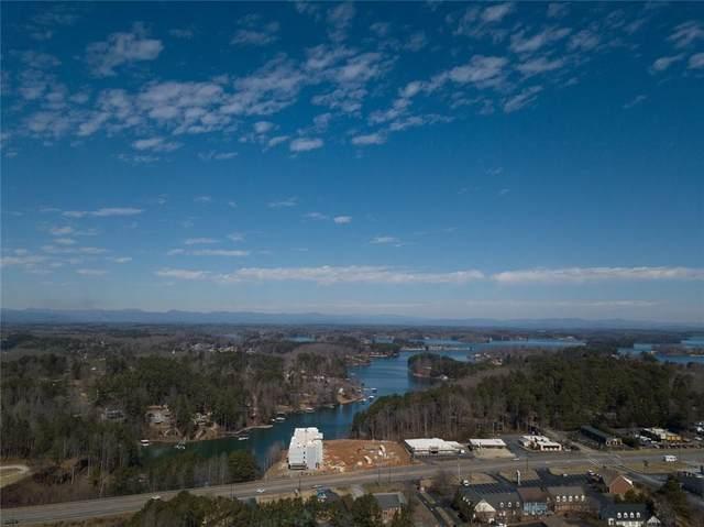 00 Robin Drive, Seneca, SC 29678 (MLS #20236538) :: Tri-County Properties at KW Lake Region