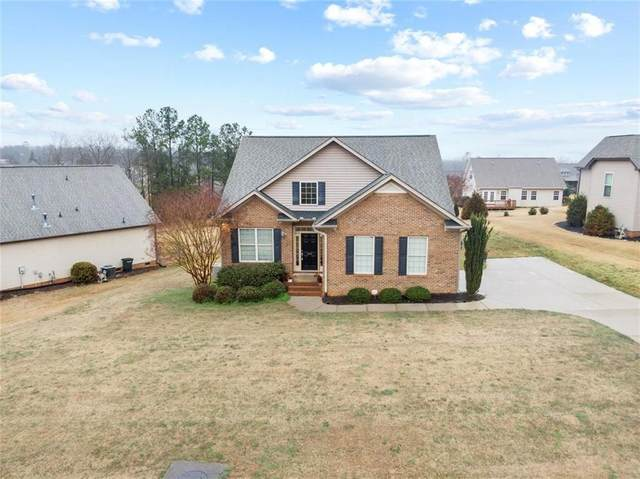 233 Terrace View Way, Seneca, SC 29678 (MLS #20236544) :: The Powell Group