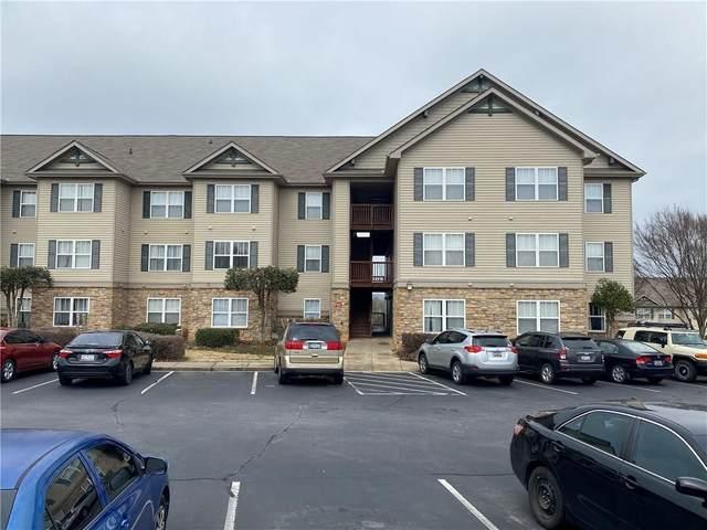1412 Harts Ridge Drive, Seneca, SC 29678 (MLS #20236567) :: Les Walden Real Estate