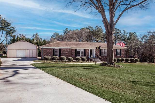 602 Greenview Drive, Anderson, SC 29625 (#20236568) :: Expert Real Estate Team