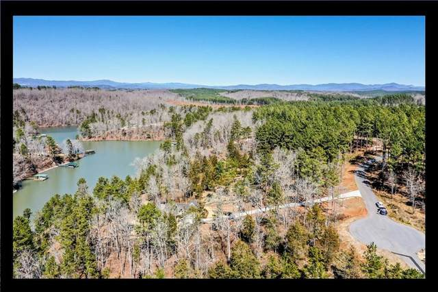 804 Rock Cove Trail, Seneca, SC 29672 (MLS #20236571) :: Lake Life Realty