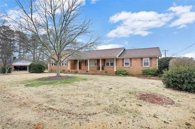 705 Centerville Road, Anderson, SC 29625 (MLS #20236581) :: Tri-County Properties at KW Lake Region