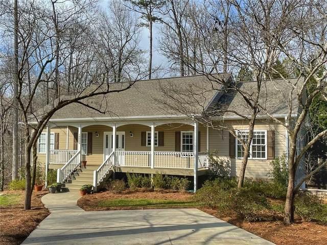 15025 Beacon Ridge Drive, Seneca, SC 29678 (MLS #20236595) :: Les Walden Real Estate