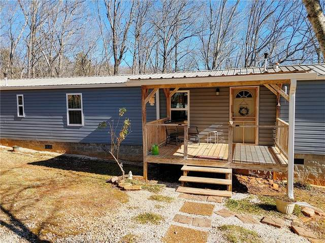 115 Anchor Drive, Six Mile, SC 29682 (MLS #20236599) :: Tri-County Properties at KW Lake Region