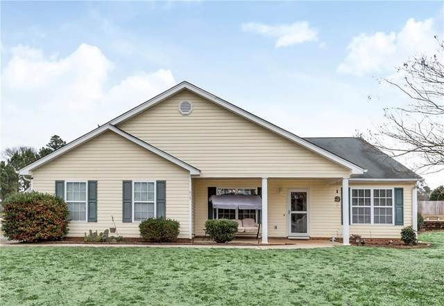 615 Hunters Lane, Anderson, SC 29625 (MLS #20236603) :: The Powell Group