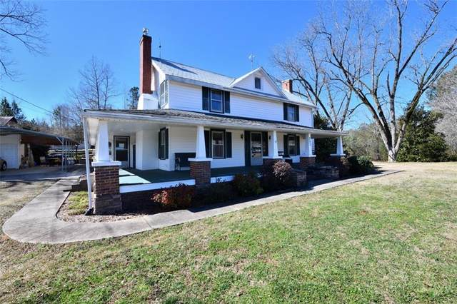 357/351 Gap Hill Road, Six Mile, SC 29682 (MLS #20236640) :: Tri-County Properties at KW Lake Region