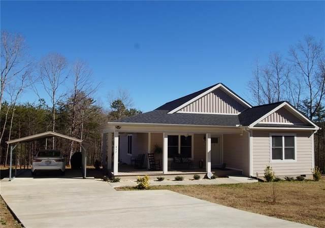 452 Cedar Hill Road, Six Mile, SC 29682 (MLS #20236644) :: Tri-County Properties at KW Lake Region