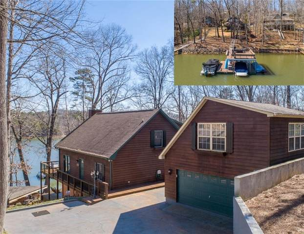 246 Parkview Drive, Fair Play, SC 29643 (MLS #20236648) :: The Powell Group